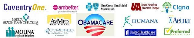 Lista de seguros medicos en Miami