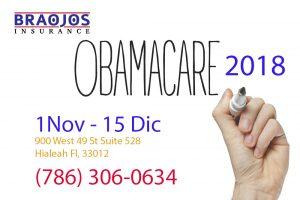 Obamacare en Hialeah 2018