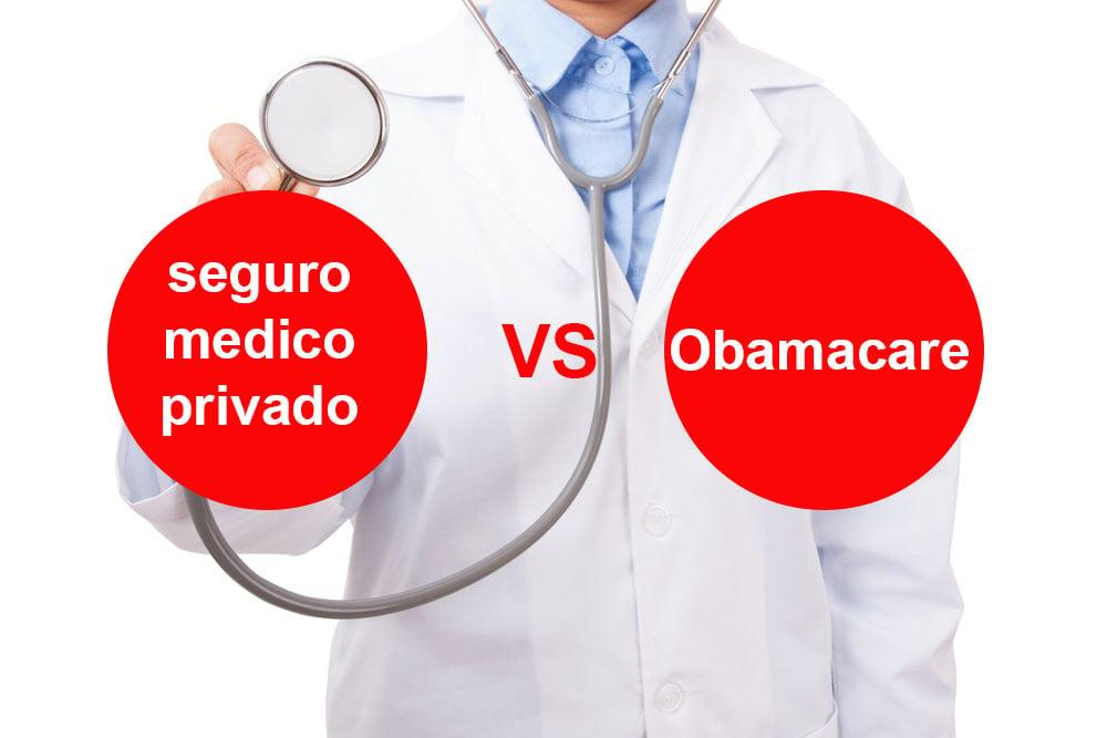 Seguros Médicos Privados vs Obamacare