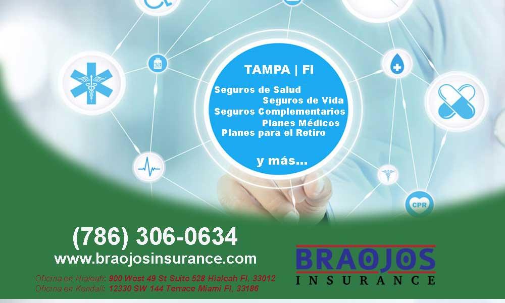 seguros de salud en Tampa