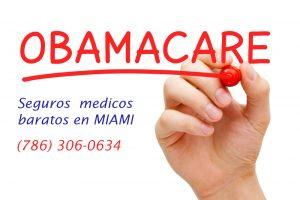 seguros medicos baratos en Miami fl