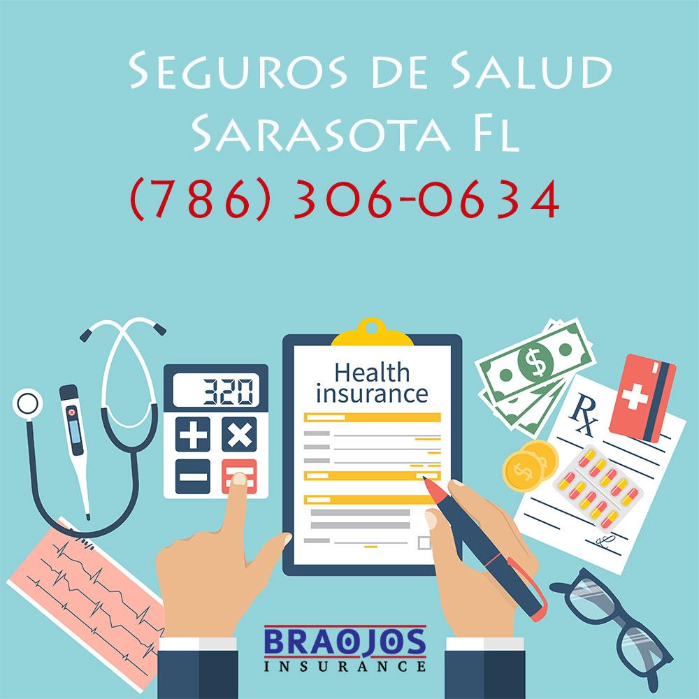 seguros medicos en Sarasota Fl