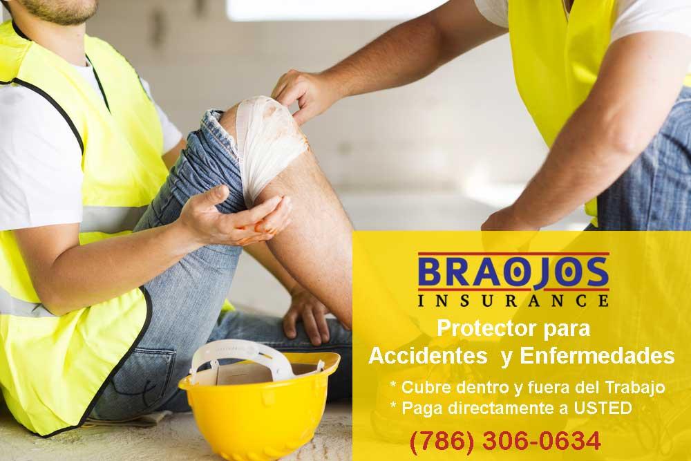 seguros de accidentes y enfermedades