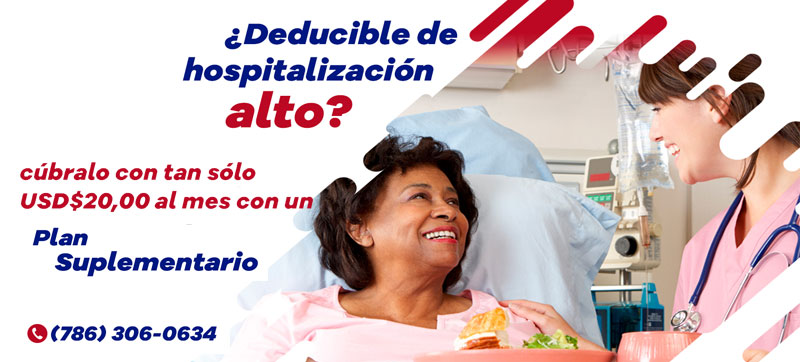 Como cubrir tu deducible de hospital