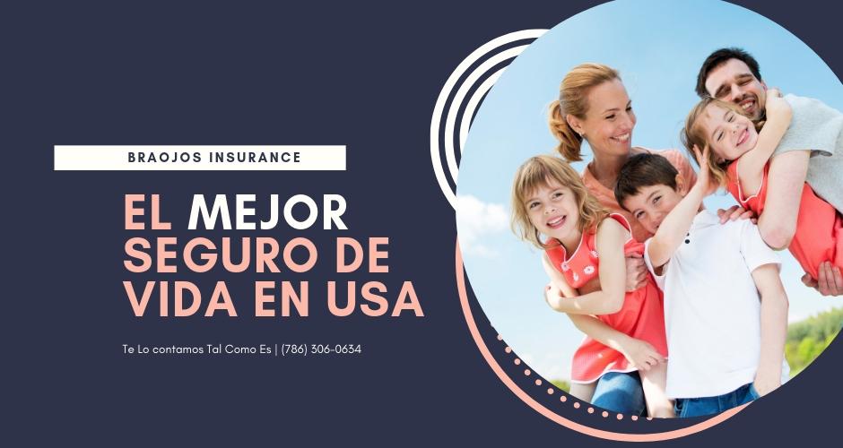 Mejores seguros de vida en Estados Unidos