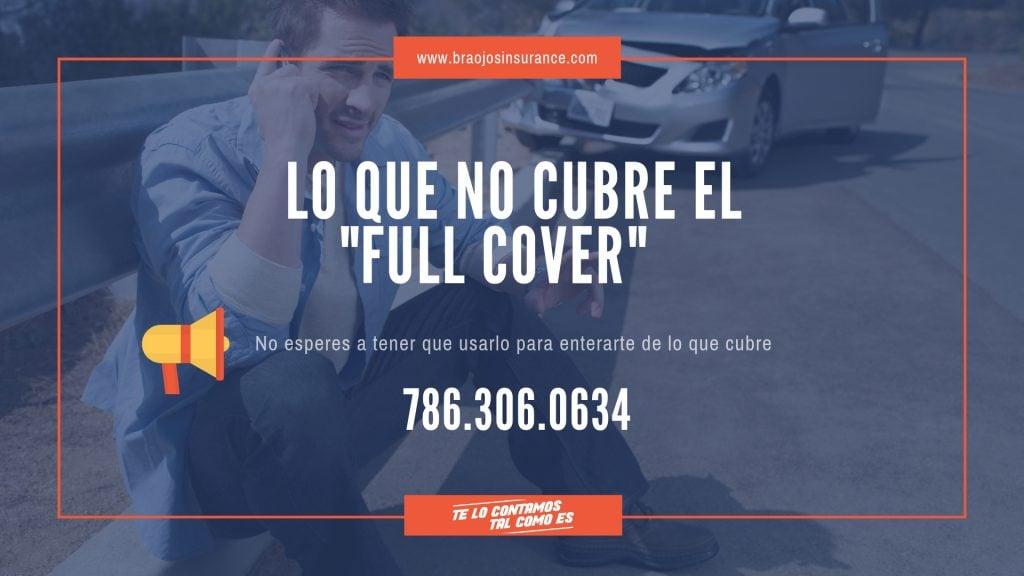 seguros de autos full cover