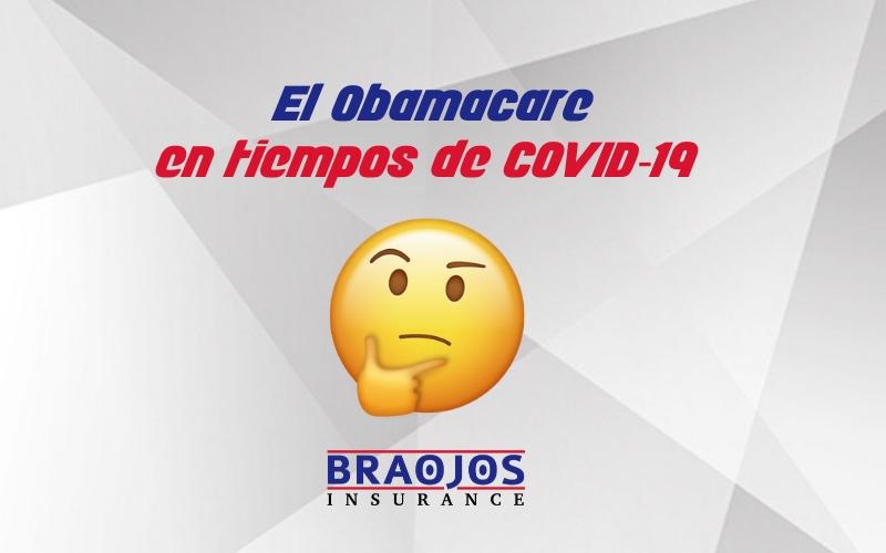 EL Obamacare en tiempos de Covid19