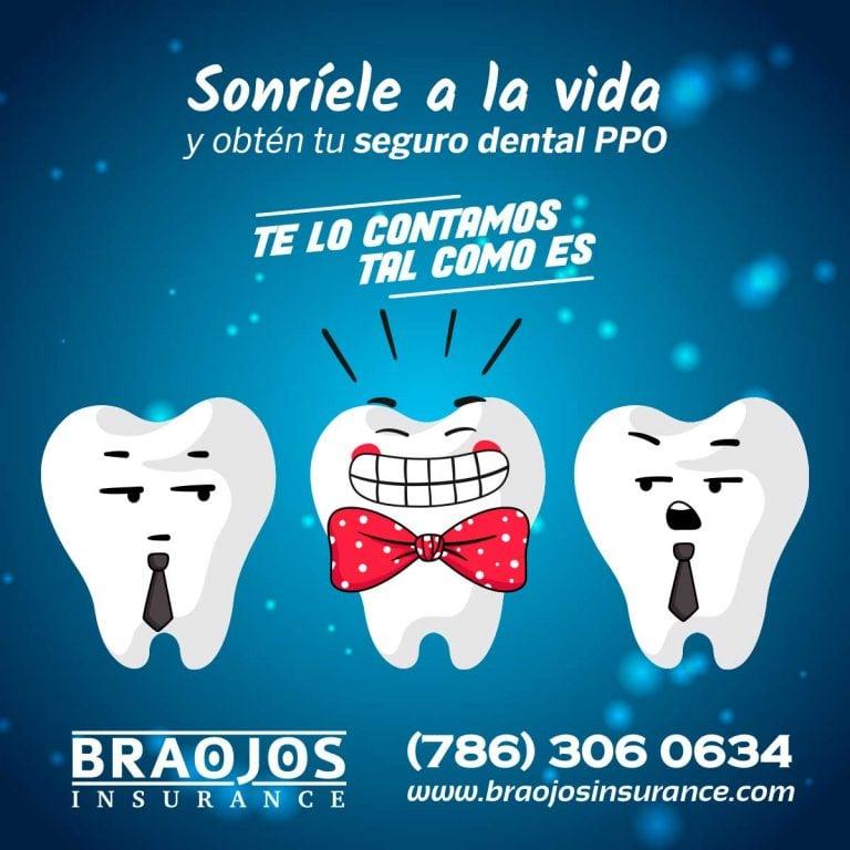 Seguros dentales en Miami Florida