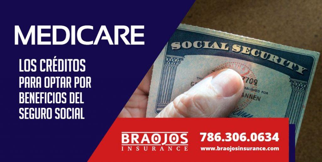 creditos para beneficios de seguro social