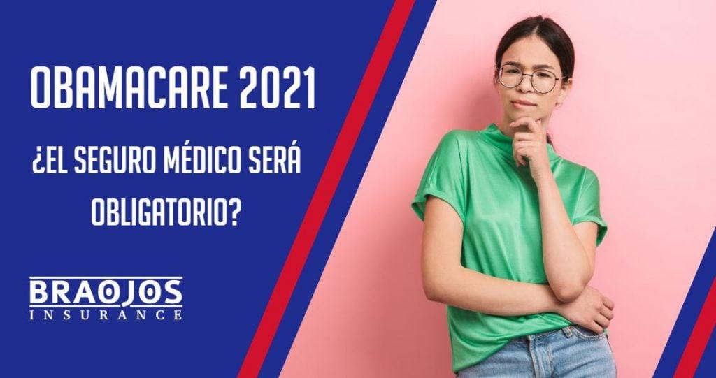 sera obligatorio el seguro medico en 2021
