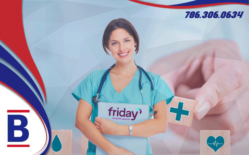 Seguro medico Friday Health