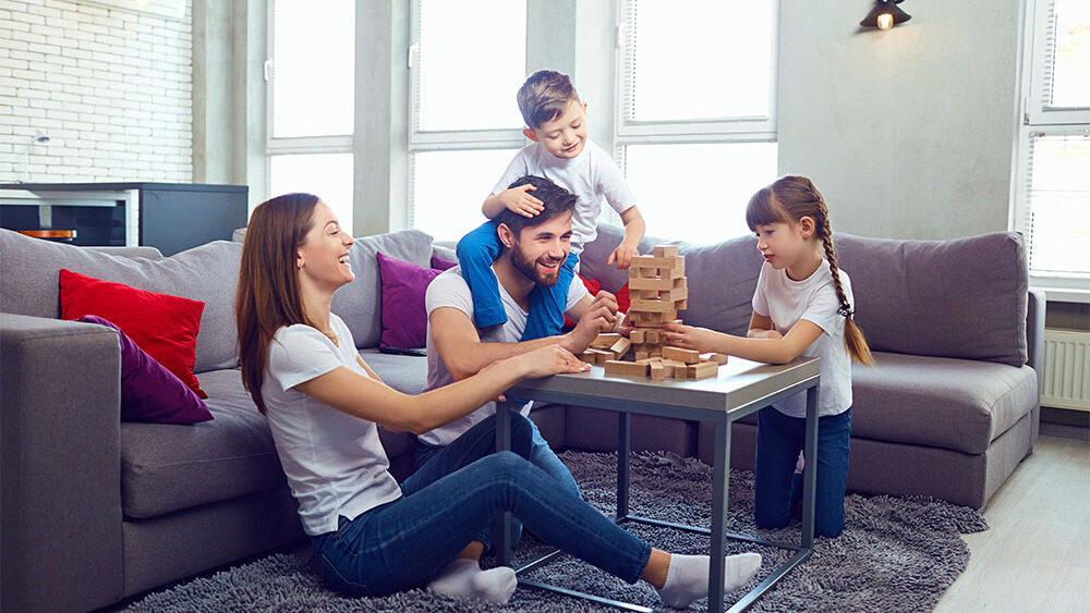la familia protegida edited
